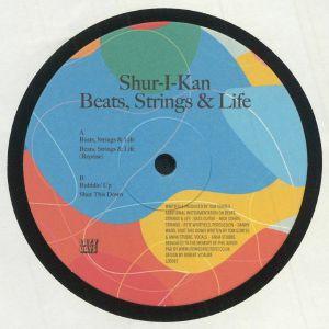 SHUR I KAN - Beats Strings & Life