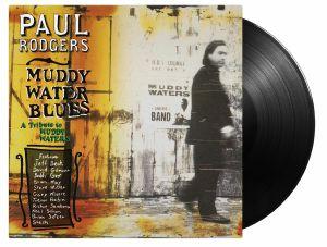 Paul Rodgers - Muddy Water Blues