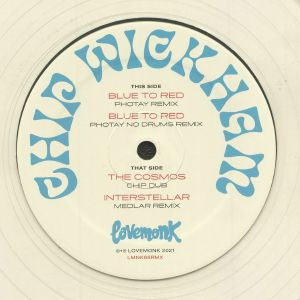 WICKHAM, Chip - Blue To Red Remixed