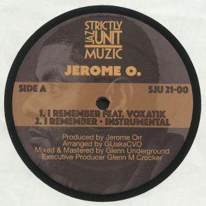 Jerome O - I Remember