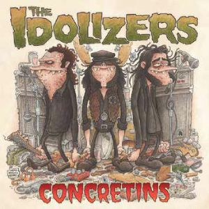 IDOLIZERS, The - Concretins