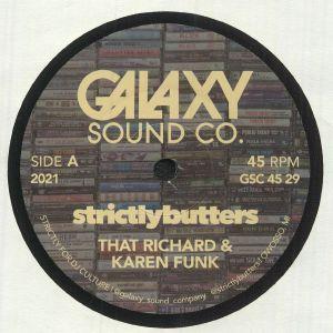 STRICTLYBUTTERS - That Richard & Karen Funk