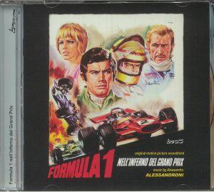Alessandro Alessandroni - Formula 1 Nell'inferno Del Grand Prix (Soundtrack)