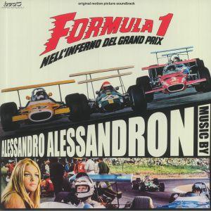 ALESSANDRONI, Alessandro - Formula 1: Nell'inferno Del Grand Prix (Soundtrack) (remastered)