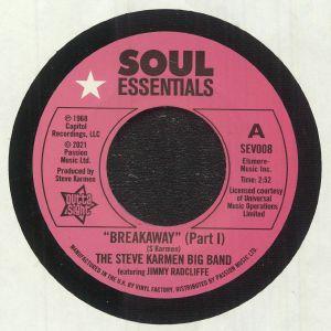STEVE KARMEN BIG BAND, The - Breakaway