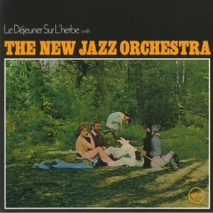NEW JAZZ ORCHESTRA, The - Le Dejeuner Sur L'Herbe (remastered)