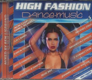 LIEBRAND, Ben/VARIOUS - High Fashion Dance Music Vol 5