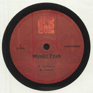 MYSTIC FYAH - Righteous