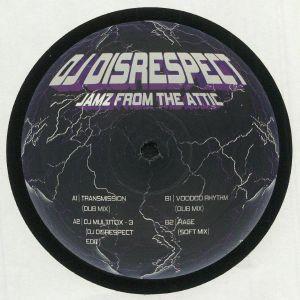 DJ DISRESPECT - Jamz From The Attic