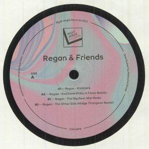 REGAN - Regan & Friends