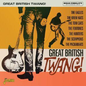 VARIOUS - Great British Twang