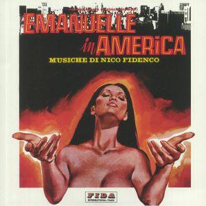 FIDENCO, Nico - Emanuelle In America (Soundtrack)