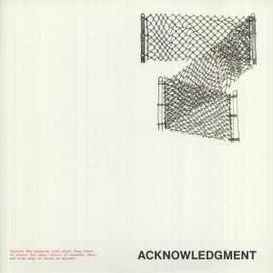 TRECKA, Mark - Acknowledgment