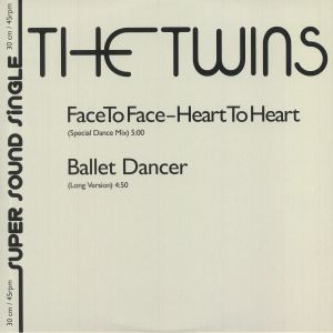 TWINS, The - Face To Face Heart To Heart
