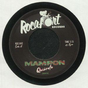 MAMPON - Quierete