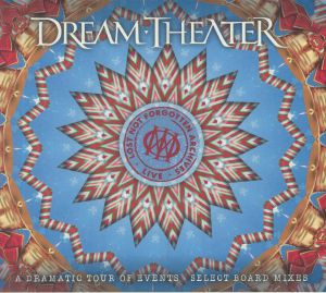 DREAM THEATER - Lost Not Forgotten Archives Live: A Dramatic Tour Of Events: Select Board Mixes