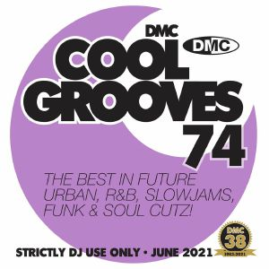 VARIOUS - Cool Grooves 74: The Best In Future Urban R&B Slowjams Funk & Soul Cutz (Strictly DJ Only)