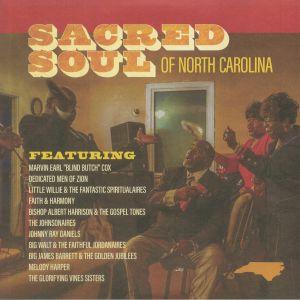 Various - Sacred Soul Of North Carolina