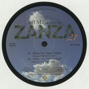 MILLS, Jeff/THE ZANZA 21 - When The Time Is Right