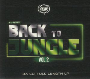VARIOUS - Back To Jungle Vol 2