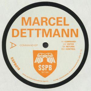DETTMANN, Marcel - Command EP