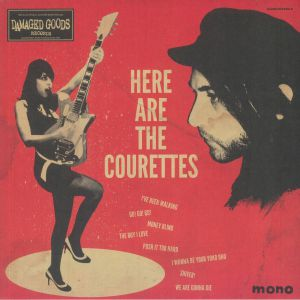 COURETTES, The - Here Are The Courettes (remastered)