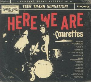 COURETTES, The - Here We Are The Courettes (remastered)