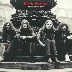 Black Sabbath - Montreux 1970