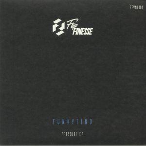 FUNKYTINO - Pressure EP