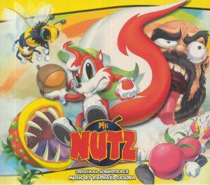 GESQUA, Raphael - Mr Nutz (Soundtrack)