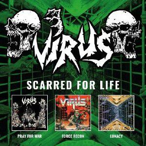VIRUS - Scarred For Life