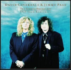 David Coverdale / Jimmy Page - The Studio Broadcast