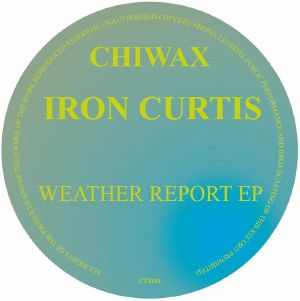 IRON CURTIS - Weather Repost EP