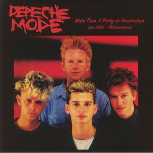 DEPECHE MODE - More Than A Party In Amsterdam Live 1983 FM Broadcast