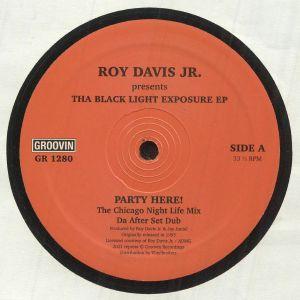 DAVIS, Roy Jr - Tha Black Light Exposure