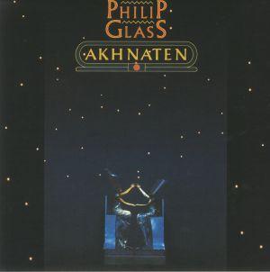 GLASS, Philip - Akhnaten