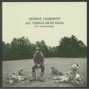 HARRISON, George - All Things Must Pass (Super Deluxe Edition)