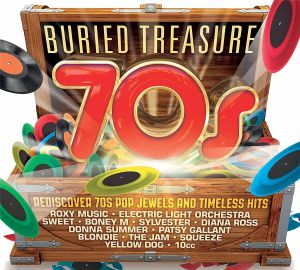 VARIOUS - Buried Treasure: 70s