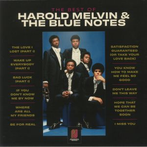 MELVIN, Harold & THE BLUE NOTES - The Best Of Harold Melvin & The Blue Notes