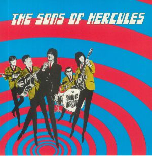 SONS OF HERCULES, The - Surfin' In The Bars