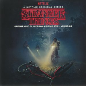 DIXON, Kyle/MICHAEL STEIN - Stranger Things: Volume One (Collector's Edition) (Soundtrack)