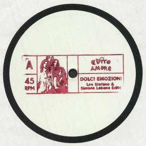 STEFANO, Lee/SIMONE LEBONE/JAKOBIN & DOMINO - Edito Amore 05