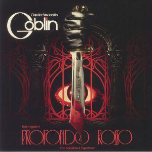 CLAUDIO SIMONETTI'S GOBLIN - Profondo Rosso (Soundtrack) (reissue)