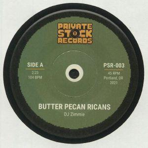 Dj Zimmie / Double A - Butter Pecan Ricans