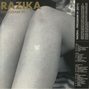 RAZIKA - Program 91 (10 Year Anniversary Edition)