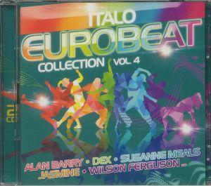 VARIOUS - Italo Eurobeat Collection Vol 4