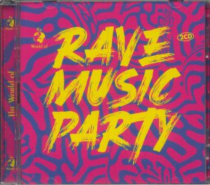 VARIOUS - Rave Music Party