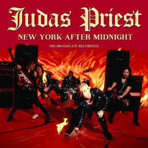 JUDAS PRIEST - New York After Midnight