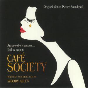 VARIOUS - Cafe Society (Soundtrack)