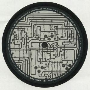 HOOD, Robert - The Blueprint EP